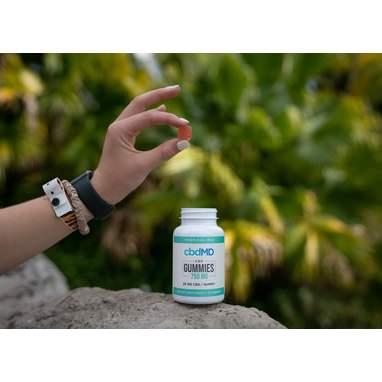 cbdMD Gummies - 750 mg