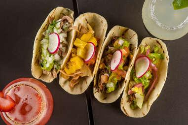 Cantina Beach tacos