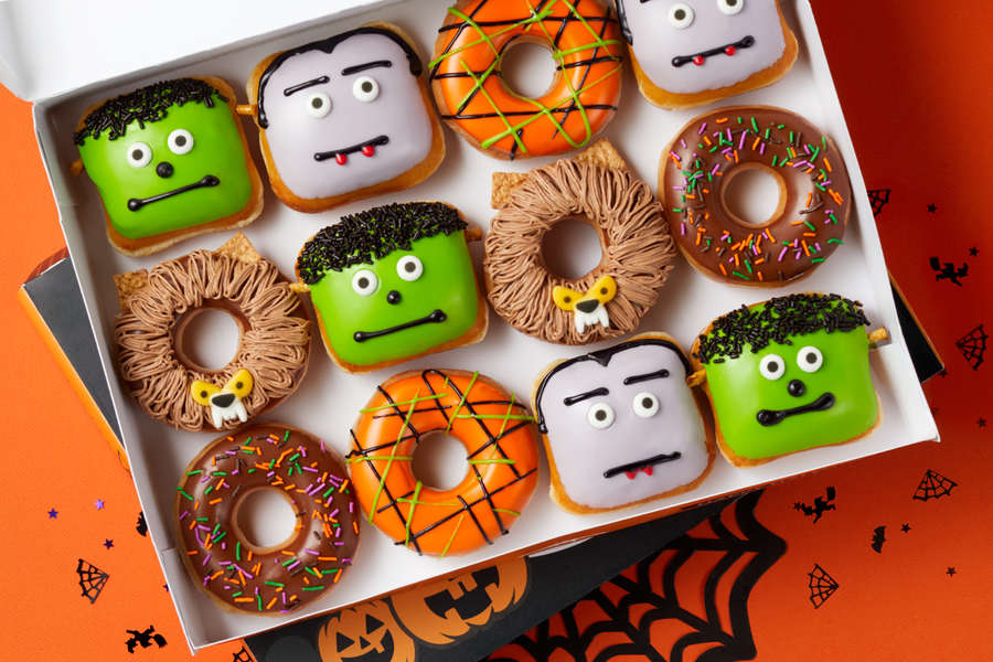 Krispy Kreme Is Giving Out Free Donuts on Halloween