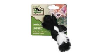 Play-N-Squeak Backyard Interactive Cat Toy