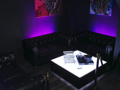 Lambda Lounge
