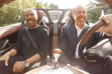 eddie murphy in comedians in cars getting coffee