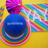 Squish The Patriarchy Stress Ball