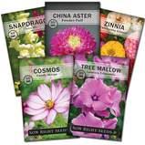 Flower Seed Variety Pack