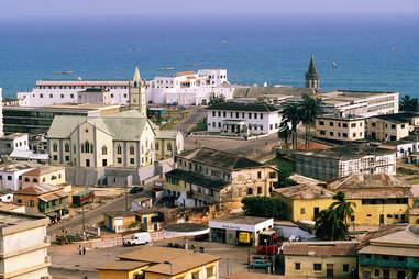 Cape Coast, Central, Ghana, West Africa