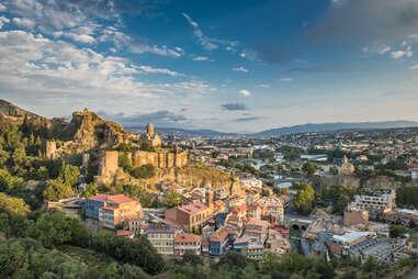 Tbilisi City of Georgia