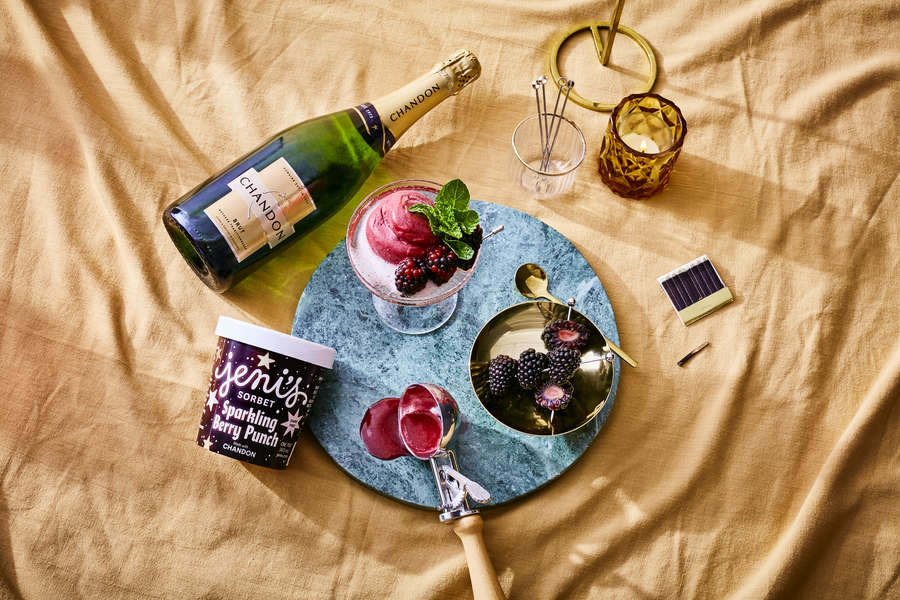 A Chandon Ice Cream Is Here to Help You Through the Holidays