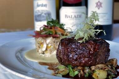 Brennan's of Houston steak