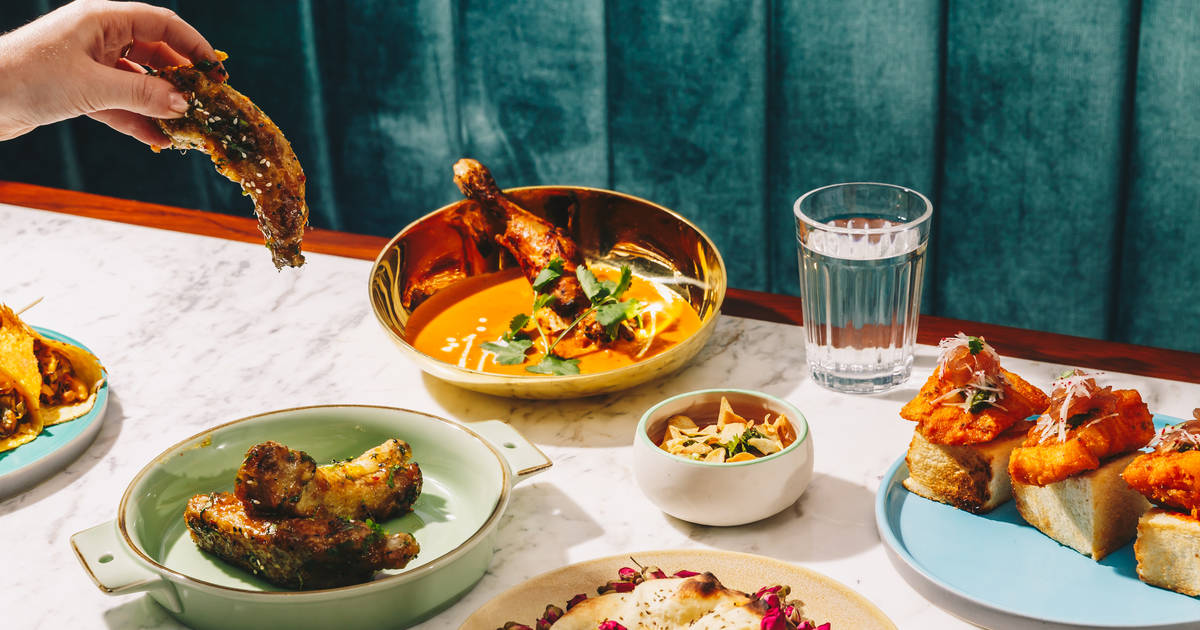 Best Indian Food In Nyc Good Restaurants Places To Go In Nyc Thrillist
