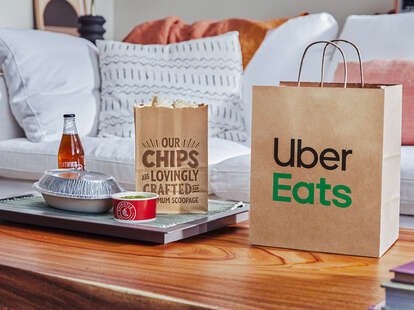 Chipotle Cuffing Season Menu offerings with Hinge and Uber Eats