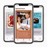 Apple News+ Subscription