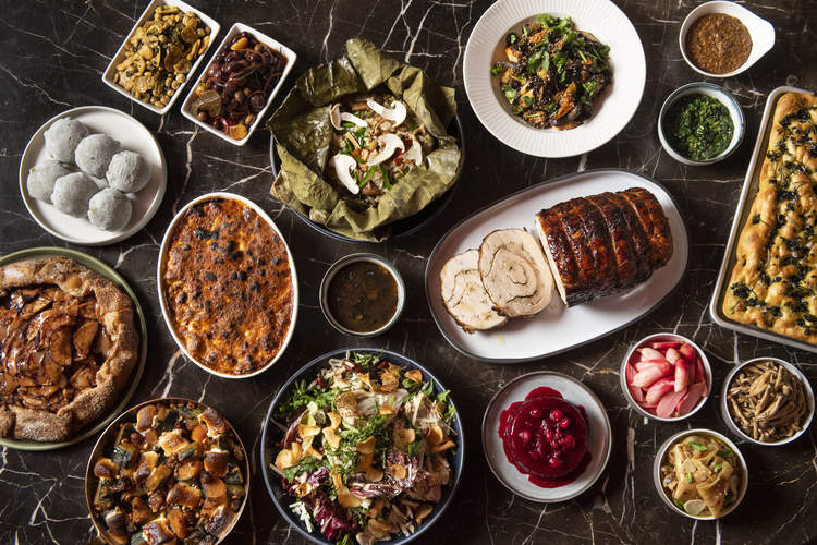 NYC Thanksgiving Dinner 2020: Restaurants Open on Thanksgiving This Year -  Thrillist