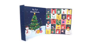 'You-fill' Christmas Advent Calendar