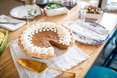 Colleen's Kitchen pie