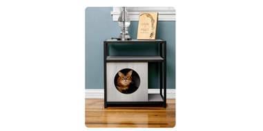 clever cat hideout