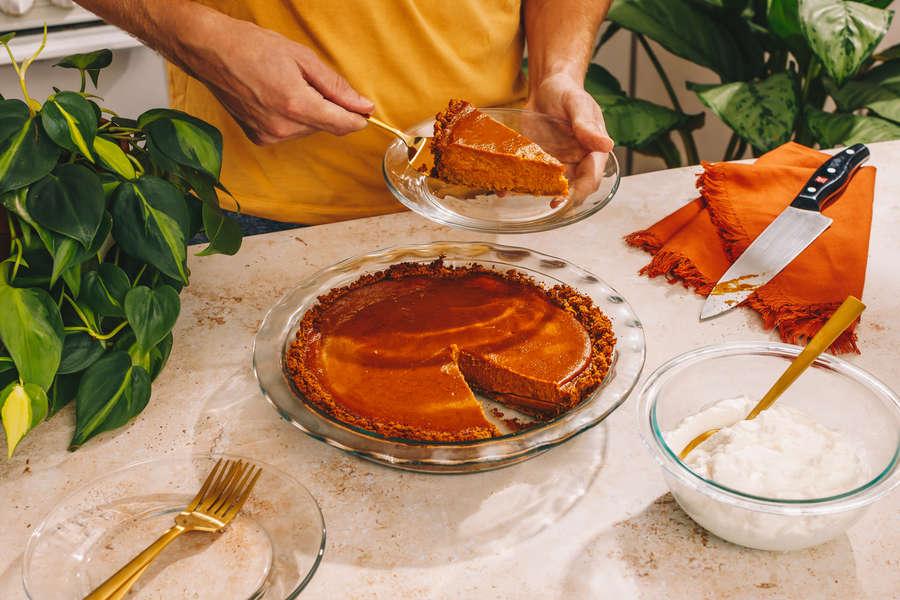 Weekend Project: Homemade Pumpkin Pie