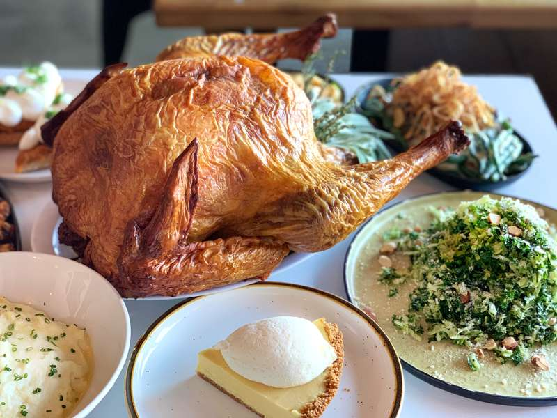 Where to Order Thanksgiving Dinner in LA