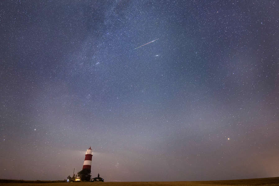 The Leonid Meteor Shower Will Hit Its Brilliant Peak Tonight. Here's How to See It.