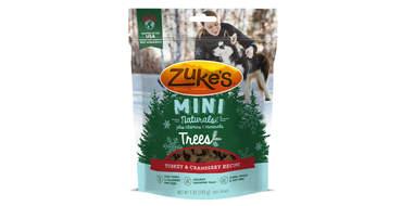 Zuke's Mini Naturals Holiday Trees