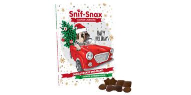Snif-Snax Happy Holiday Advent Calendar