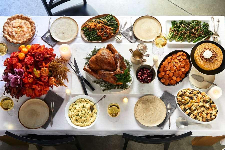 Restaurants Open For Thanksgiving Dinner & Takeout in DC