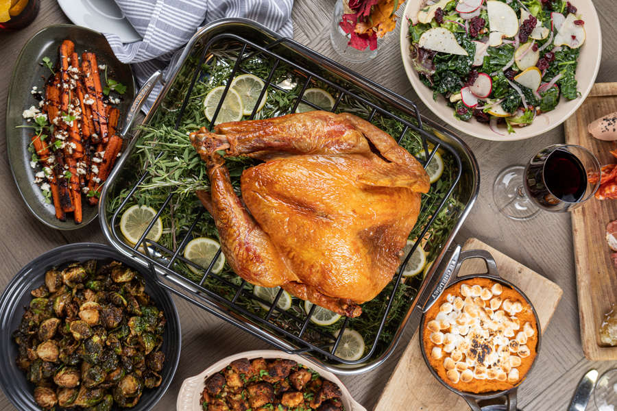 Where to Get Thanksgiving Dinner To-Go