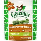 Greenies Gingerbread Dental Treats
