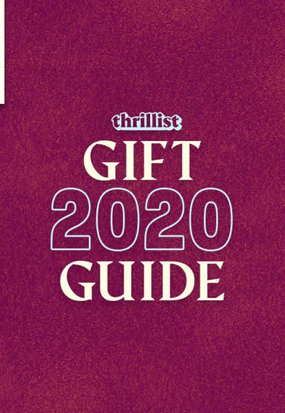Thrillist Gift Guide 2020