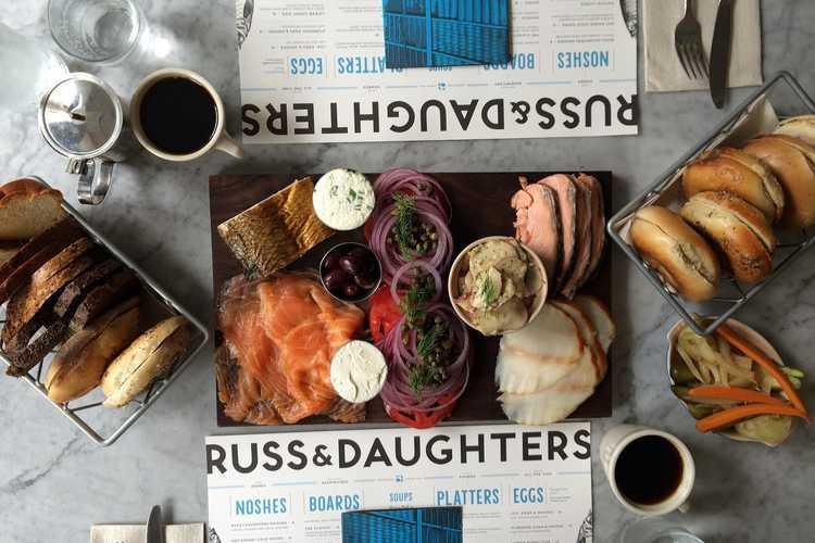 Russ & Daughters Café