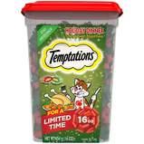 Temptations Holiday Treat Tub