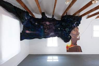 Project Row Houses art