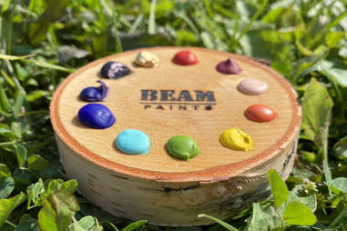 Beam Paints palette