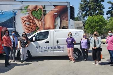 St. Vincent Meals on Wheels