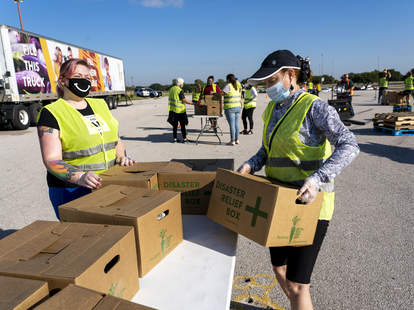 Central Texas Food Bank Options