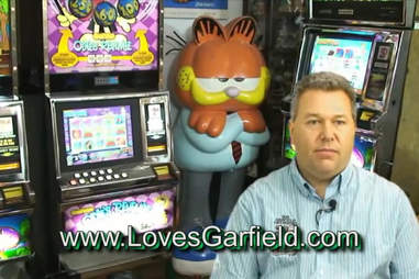 museum of home video, lovesgarfield.com