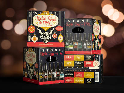 stone brewing ipas advent
