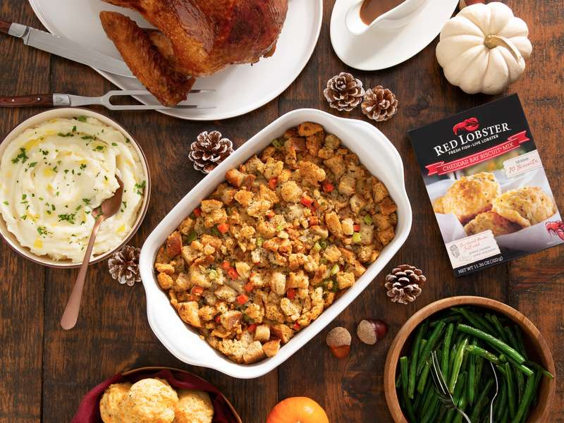 Red Lobster Revealed 3 Ways to Cook with Cheddar Bay Biscuits This Thanksgiving
