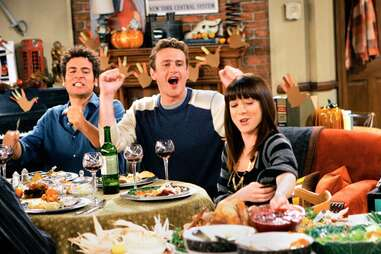 how i met your mother thanksgiving