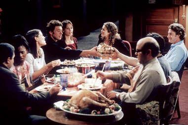 felicity thanksgiving