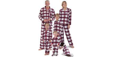 matching dog pajamas cat owners pjs holidays
