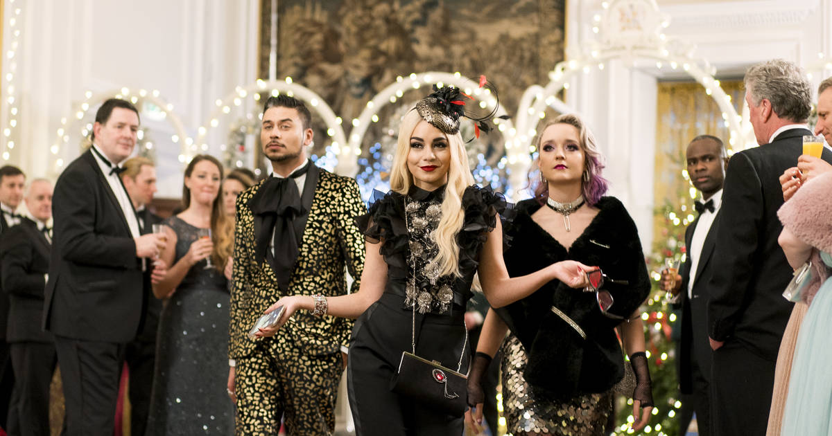 Princess Switch 2' Review: Vanessa Hudgens' Evil Lookalike Is Delightful -  Thrillist