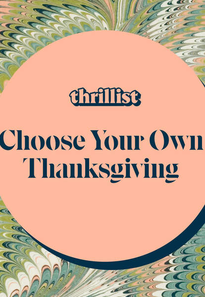 Choose Your Own Thanksgiving