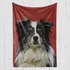 Woof Custom Portrait Blanket