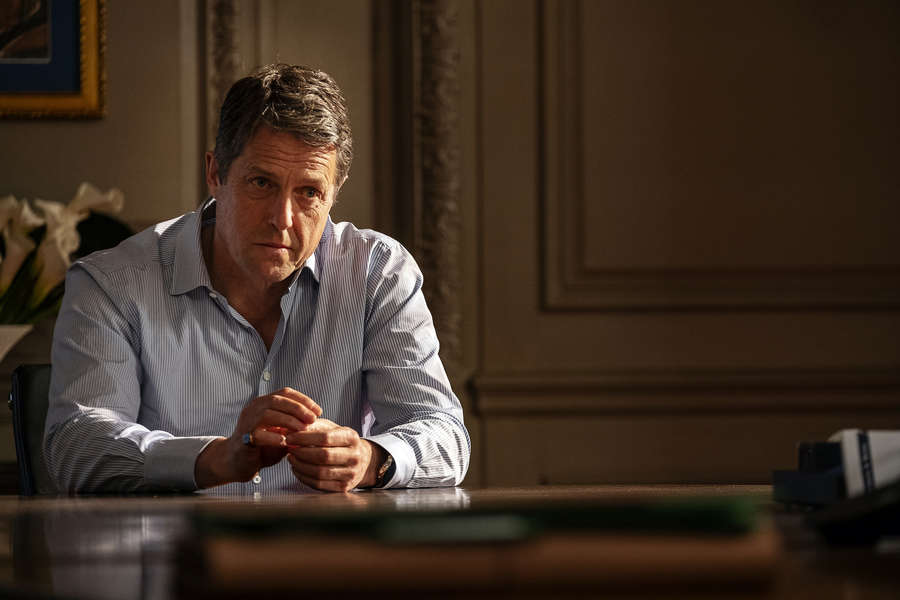 Hugh Grant Discusses 'The Undoing' & His Character In the ...