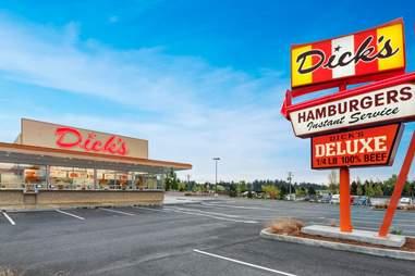 Dick's Drive In Restaurant