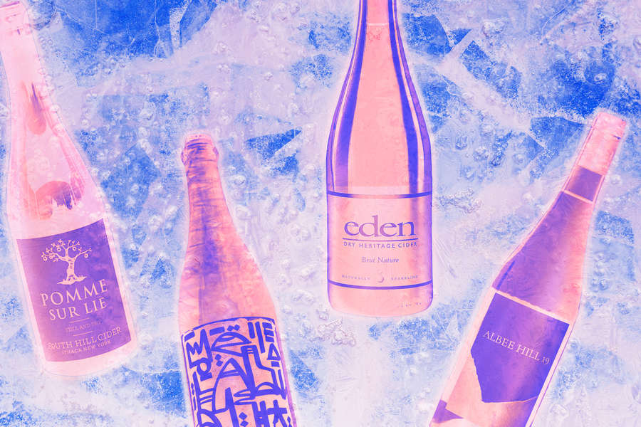The Best Hard Ciders To Drink This Winter