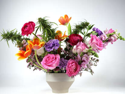 Lovepot weed flower delivery