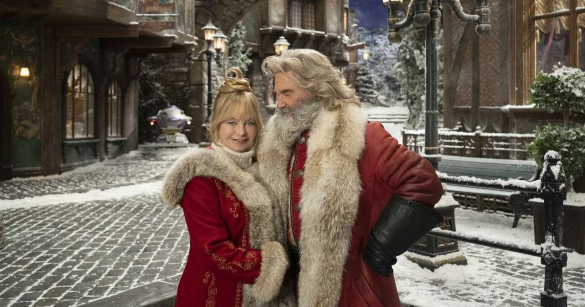 Kurt Russell Was Simply Born to Play Action Hero Santa Claus
