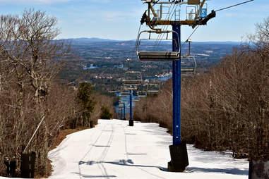 Wachusett Mountain Ski Resort
