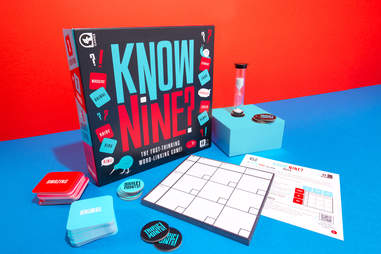 Know Nine? board game